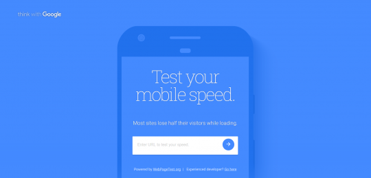 Google Speed Update 4