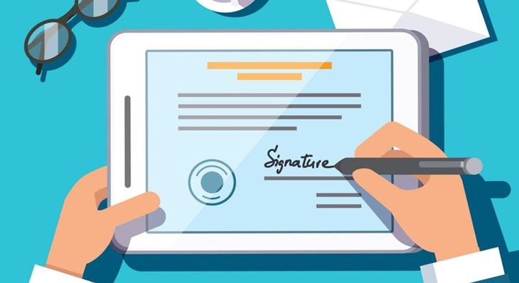 4 Advantages of adopting the E-signature software | WisdomPlexus