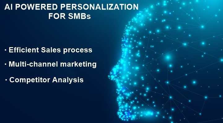 How AI powered personalization can help SMBs?