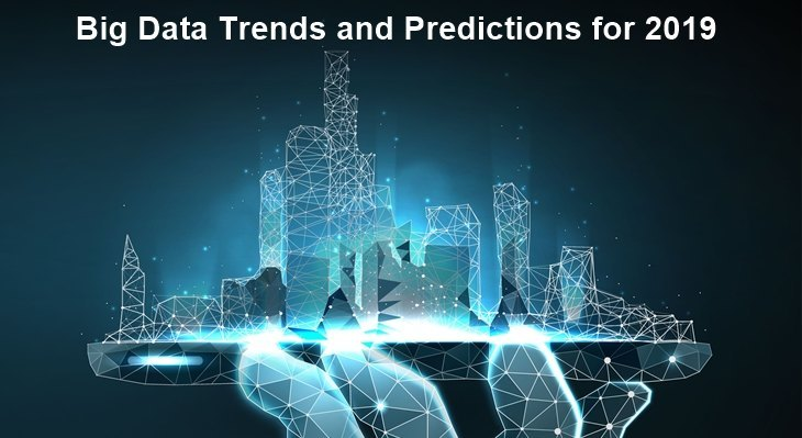 Big Data Trends and Predictions to look out for in 2019