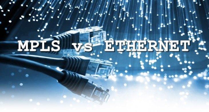 MPLS vs Ethernet