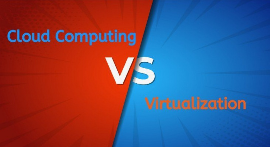 Cloud Computing vs Virtualization Difference Explained