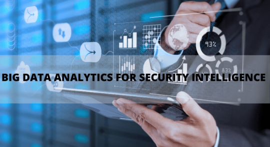 Big Data Analytics for Security Intelligence