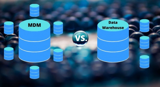 MDM vs. Data Warehouse: Comparison of the Two